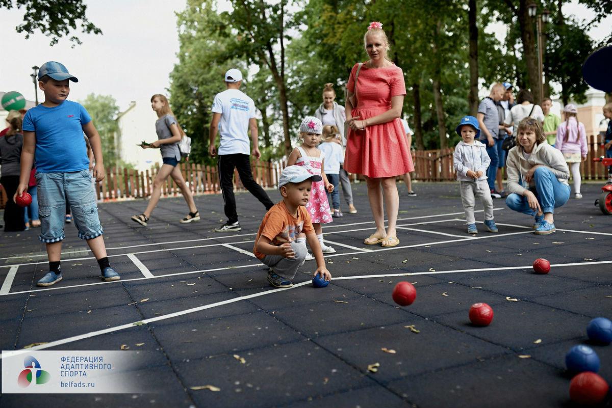 Новый инклюзивный проект «Шире круг» стартовал в Белгороде, фото-10