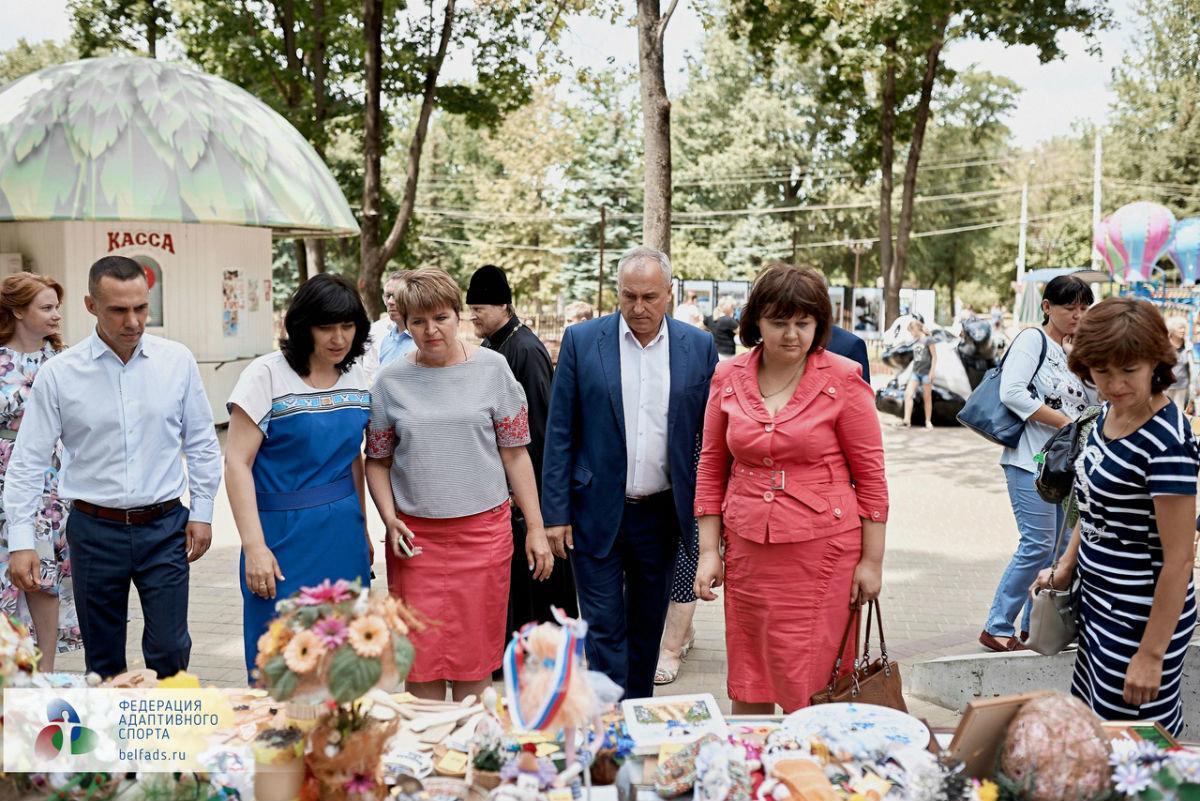 Новый инклюзивный проект «Шире круг» стартовал в Белгороде, фото-16