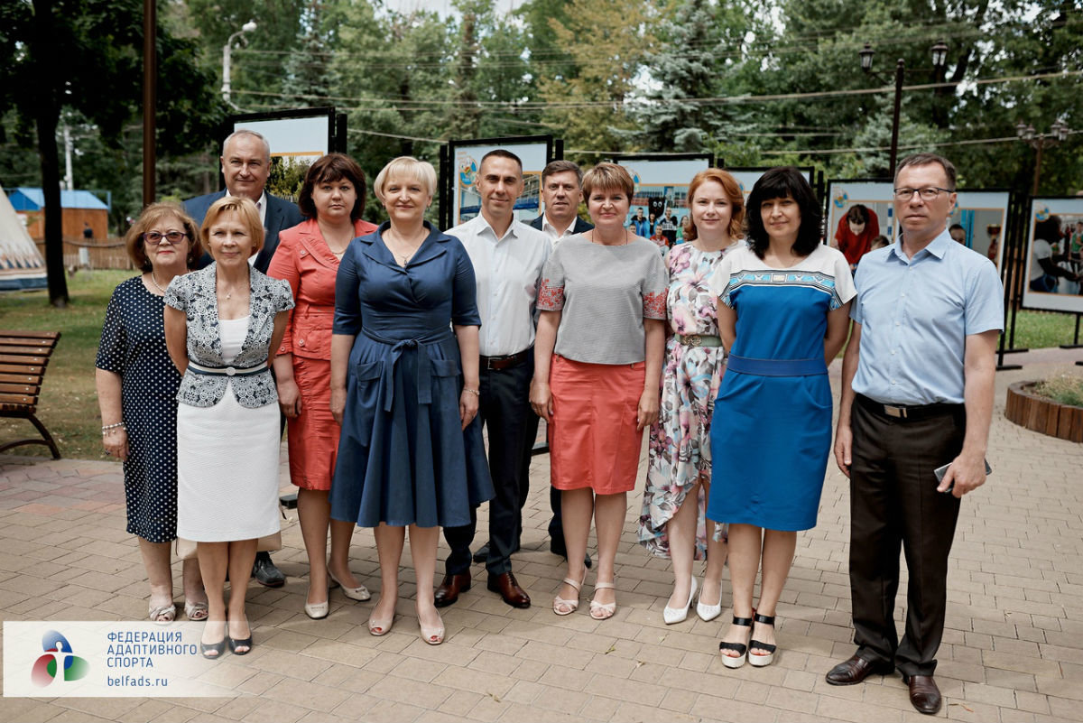 Новый инклюзивный проект «Шире круг» стартовал в Белгороде, фото-15