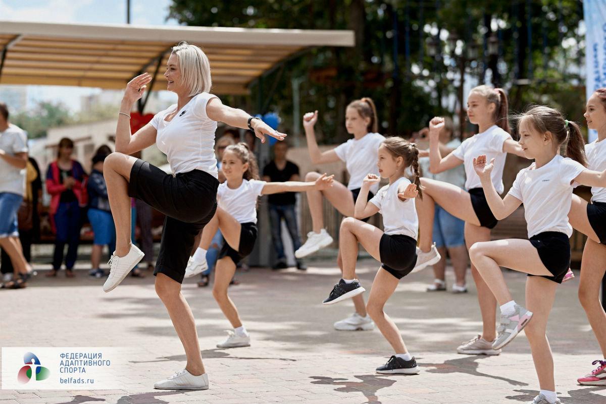 Новый инклюзивный проект «Шире круг» стартовал в Белгороде, фото-18