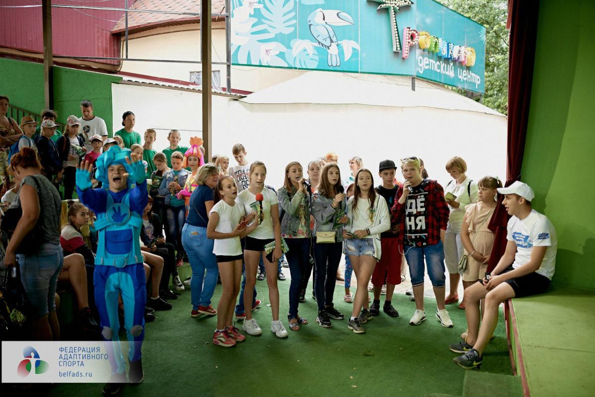 Новый инклюзивный проект «Шире круг» стартовал в Белгороде, фото-19