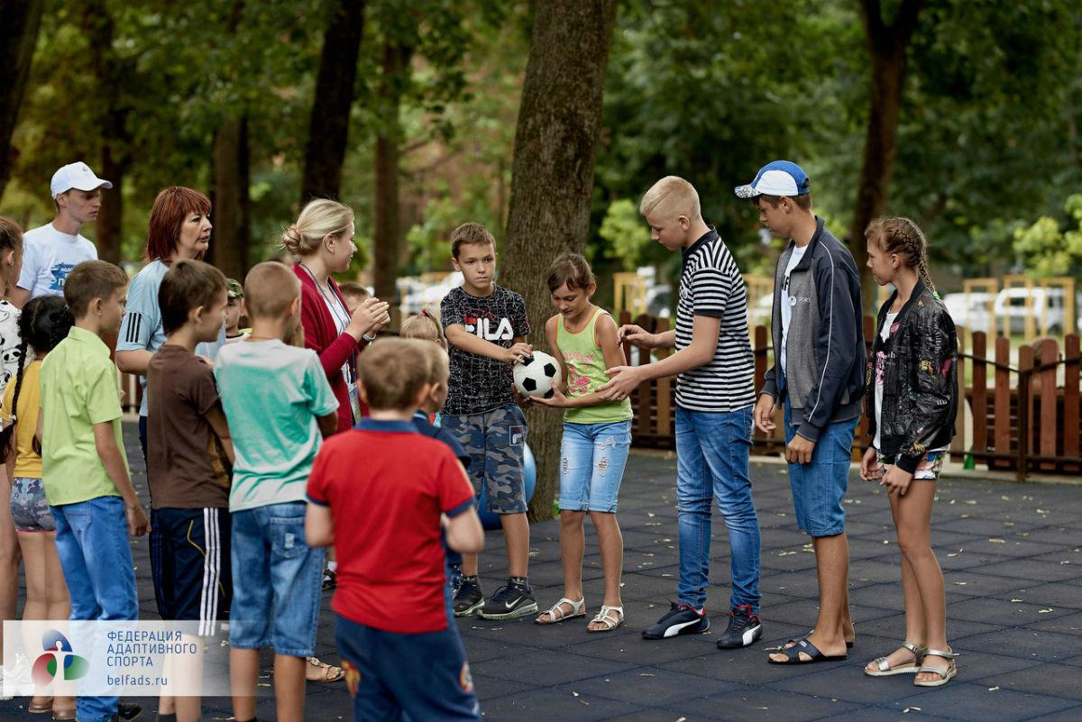 Новый инклюзивный проект «Шире круг» стартовал в Белгороде, фото-21