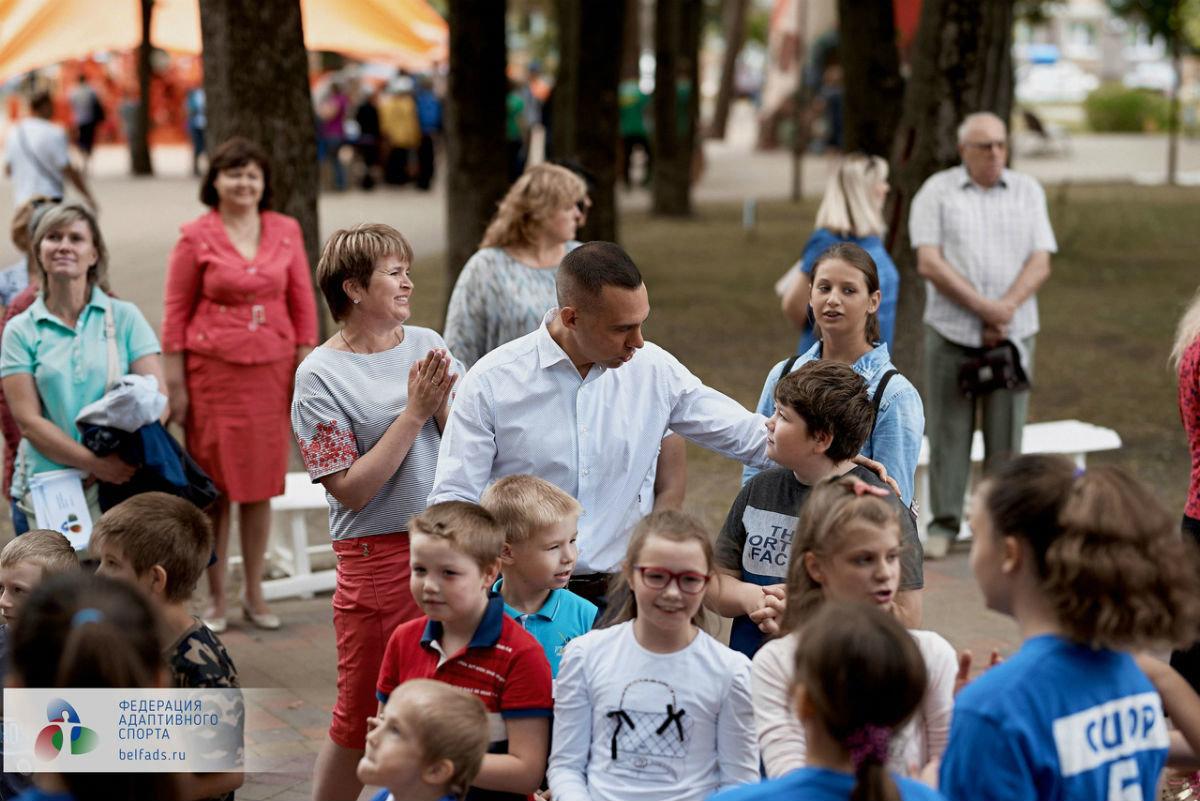 Новый инклюзивный проект «Шире круг» стартовал в Белгороде, фото-23