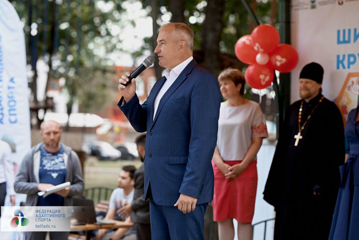 Новый инклюзивный проект «Шире круг» стартовал в Белгороде, фото-24