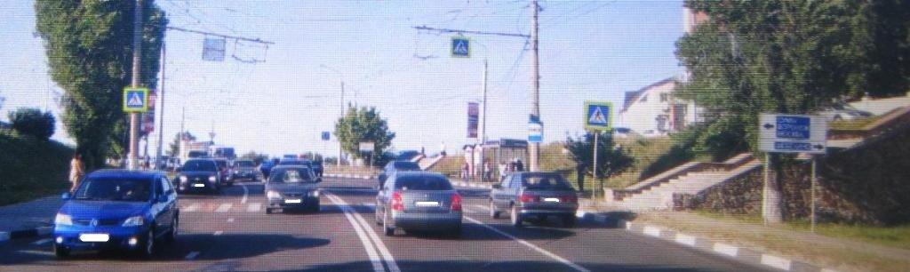 В Белгороде на зебре сбили 18-летнего парня, фото-1