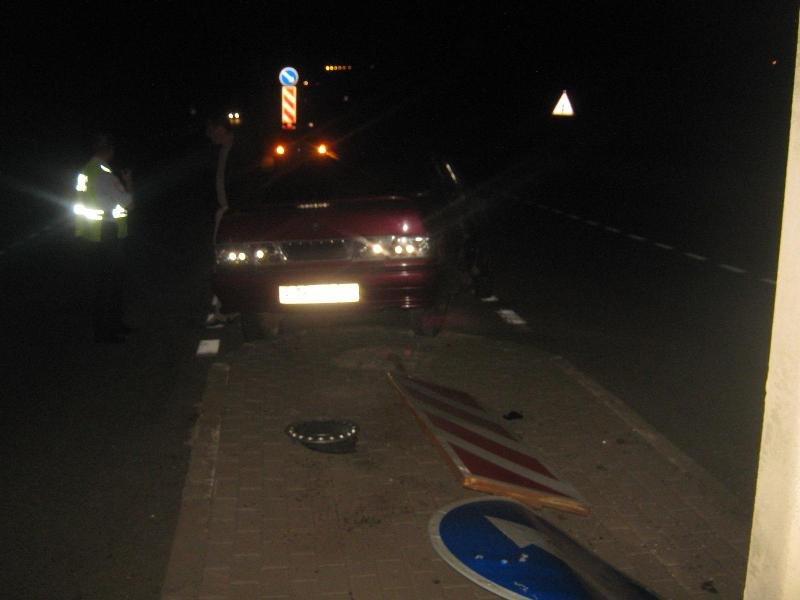 В Алексеевке перевернулся водитель «Мицубиси Галант», фото-2