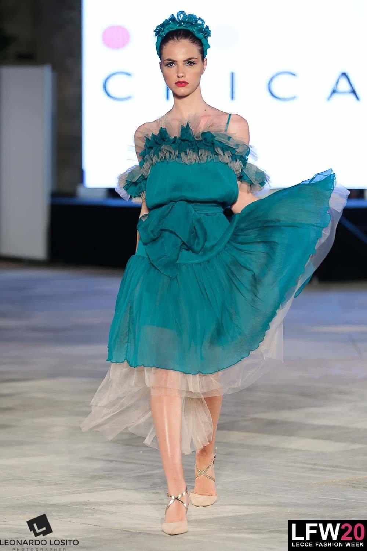 Дизайнер из Белгорода показала свою коллекцию одежды на Неделе моды в Италии , фото-1