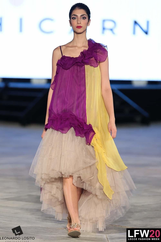 Дизайнер из Белгорода показала свою коллекцию одежды на Неделе моды в Италии , фото-4