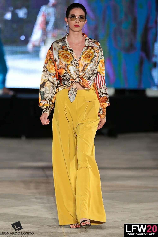 Дизайнер из Белгорода показала свою коллекцию одежды на Неделе моды в Италии , фото-7