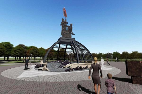 В Прохоровском районе установят «Купол Рейхстага» , фото-1