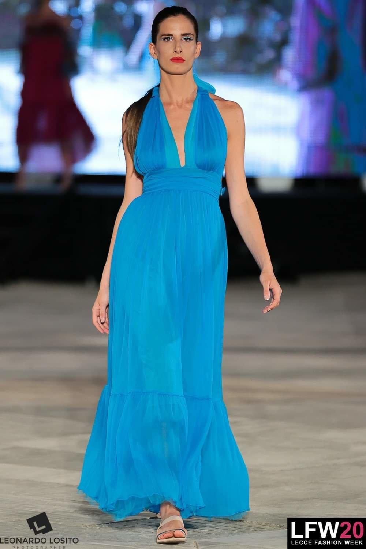 Дизайнер из Белгорода показала свою коллекцию одежды на Неделе моды в Италии , фото-9