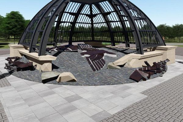 В Прохоровском районе установят «Купол Рейхстага» , фото-2