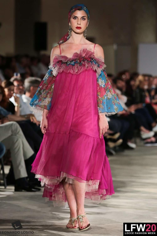 Дизайнер из Белгорода показала свою коллекцию одежды на Неделе моды в Италии , фото-6