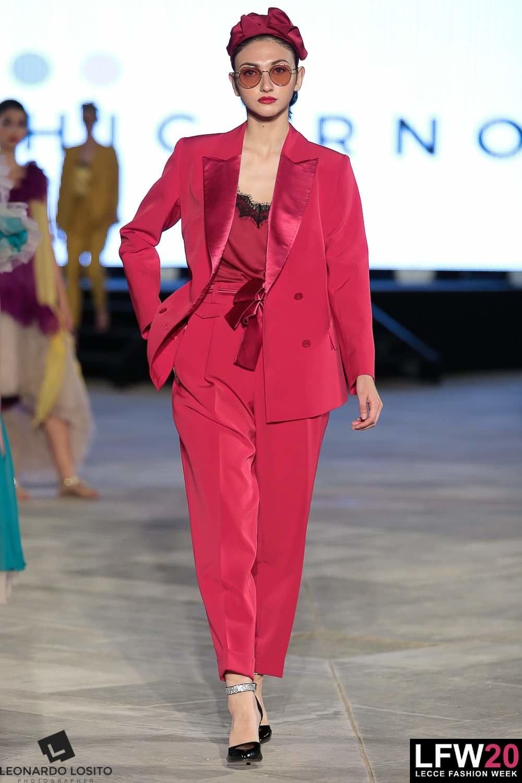 Дизайнер из Белгорода показала свою коллекцию одежды на Неделе моды в Италии , фото-8
