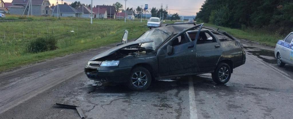 Под Корочей разбился водитель скутера, фото-3