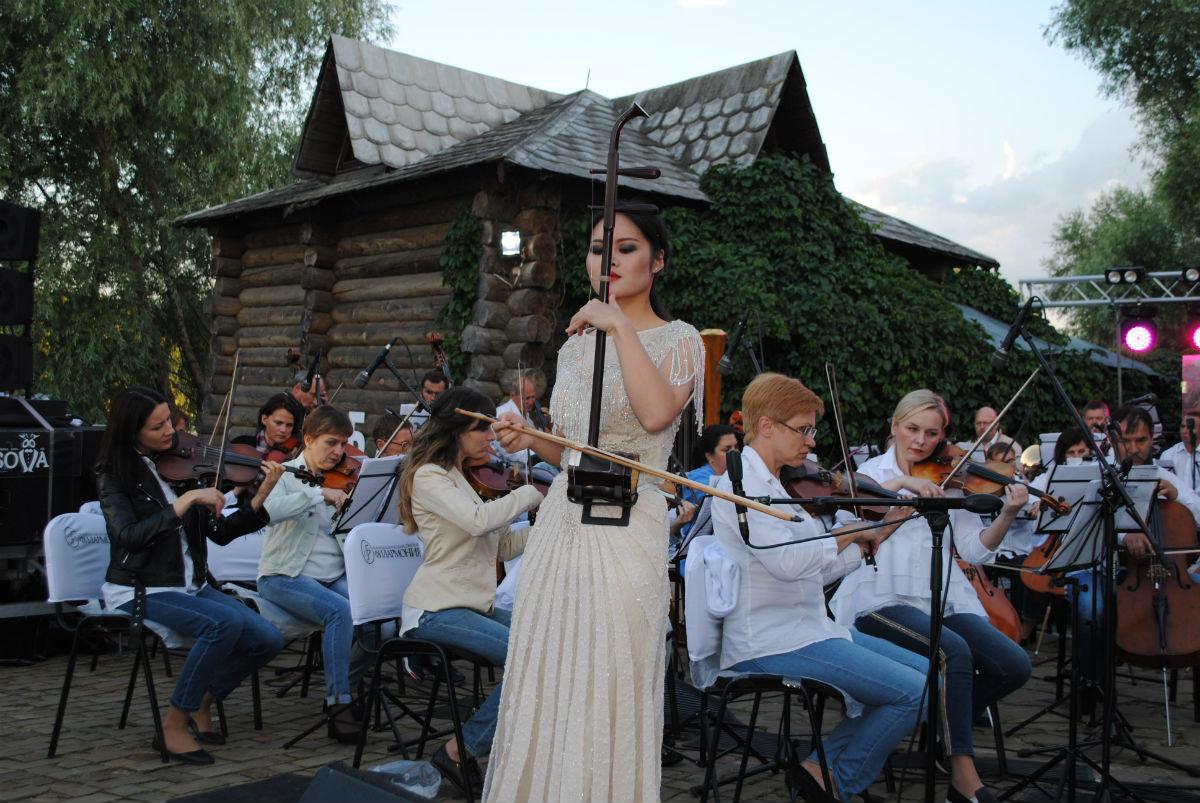 От симфо-рока до симфо-дэнса. В белгородском замке завершился open-air SOVA, фото-4