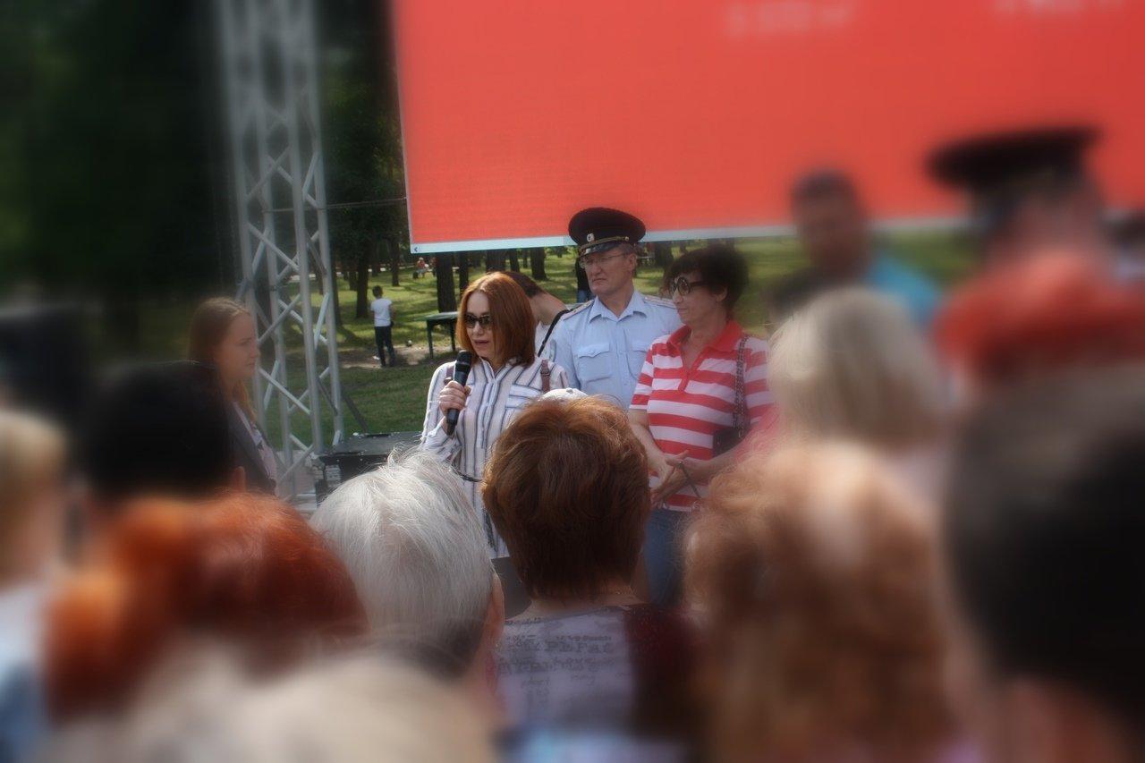 Белгородцы сорвали презентацию проекта развития парка Ленина, фото-6