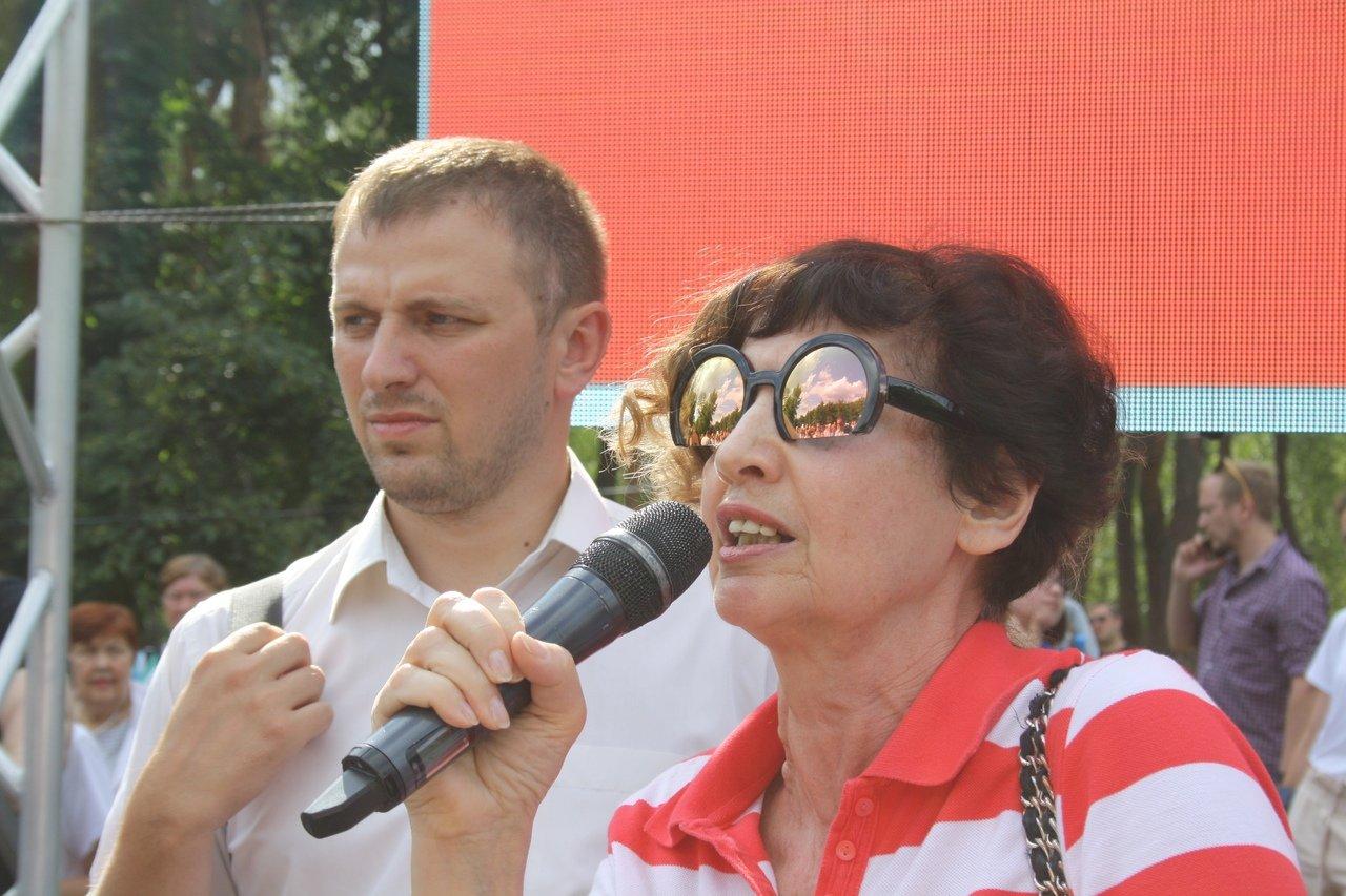 Белгородцы сорвали презентацию проекта развития парка Ленина, фото-8
