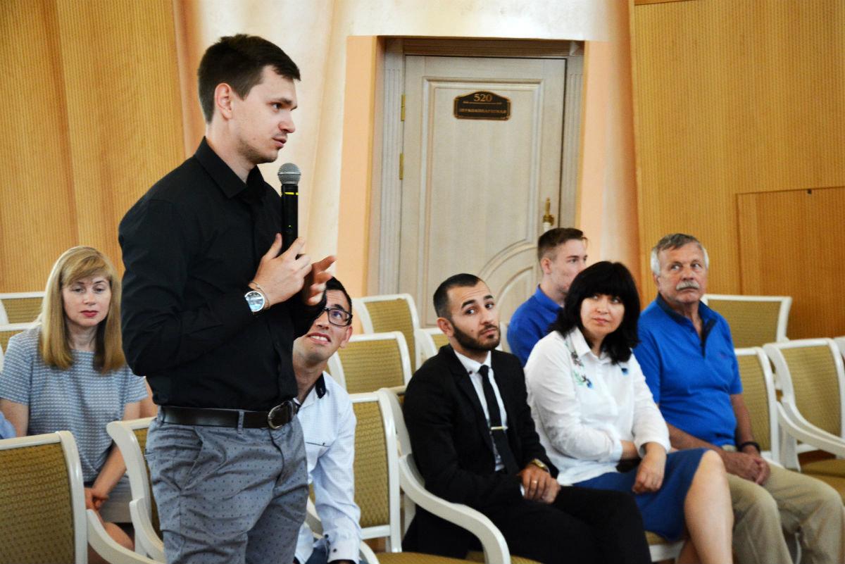 Белгородский инженер поучаствовал в благотворительном проекте «Мост доверия», фото-1