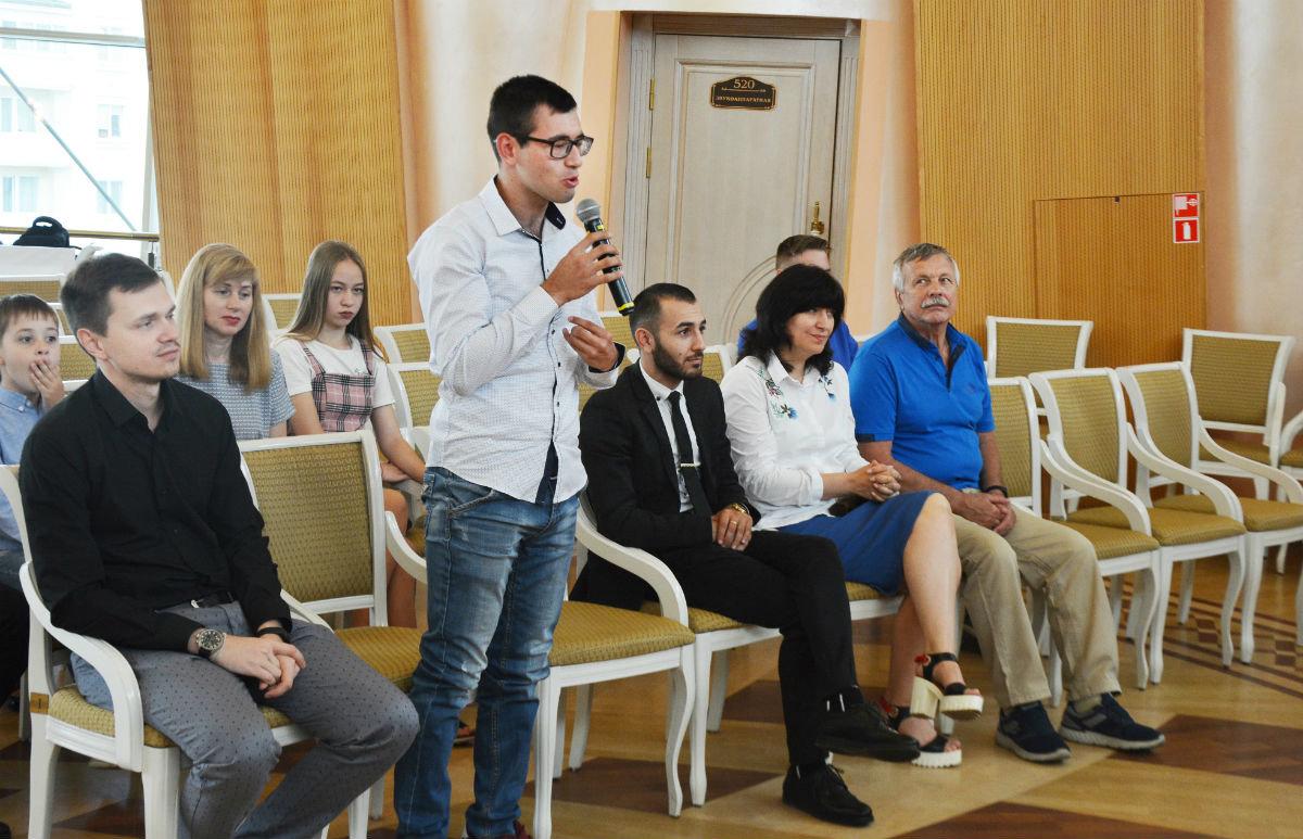 Белгородский инженер поучаствовал в благотворительном проекте «Мост доверия», фото-4