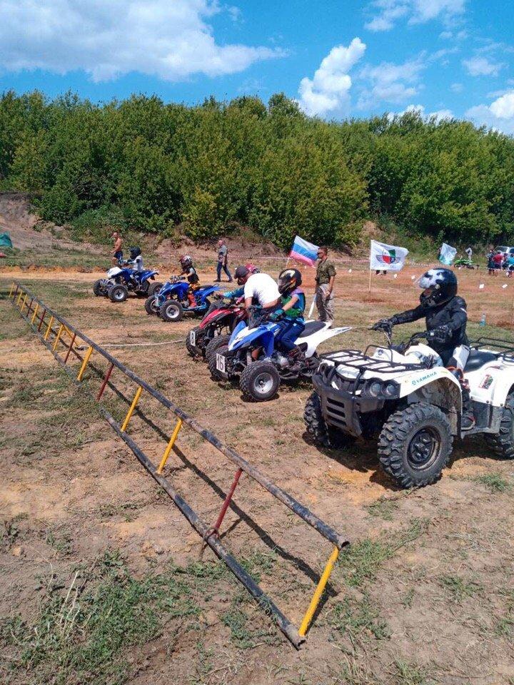 В Белгородской области мотокроссмены разыграли медали молодёжного первенства , фото-3
