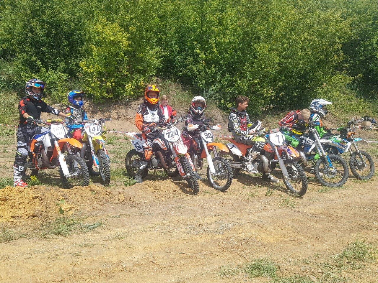 В Белгородской области мотокроссмены разыграли медали молодёжного первенства , фото-2