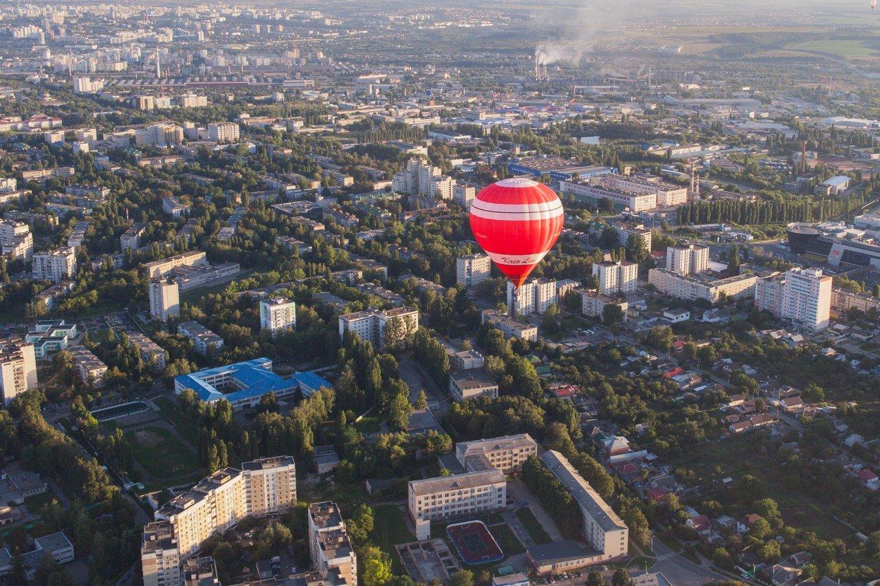 Вадим Радченко: 21 аэростат над прохоровской звонницей ещё никто не видел. Включая меня, фото-1