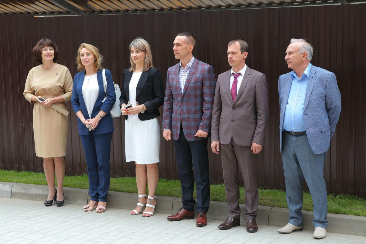 Современный детский сад торжественно открыли в 15-м округе Белгорода, фото-4