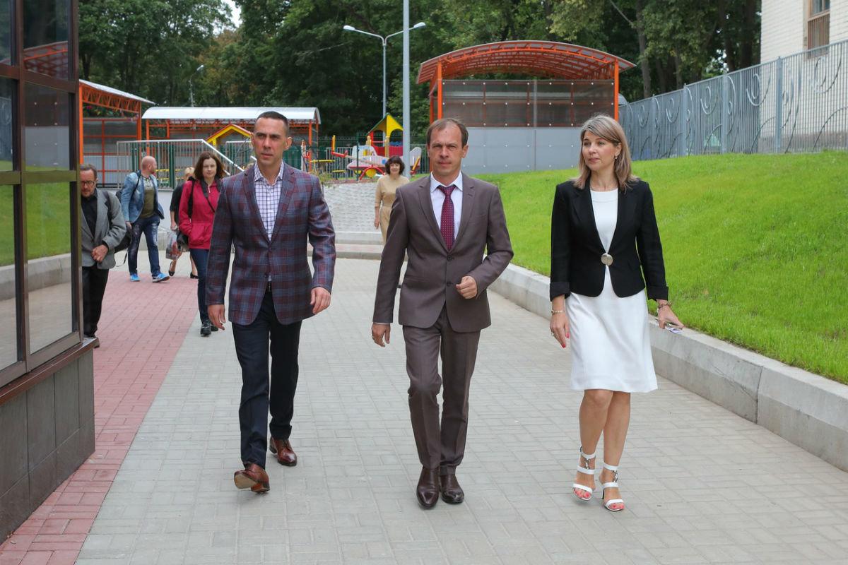 Современный детский сад торжественно открыли в 15-м округе Белгорода, фото-5