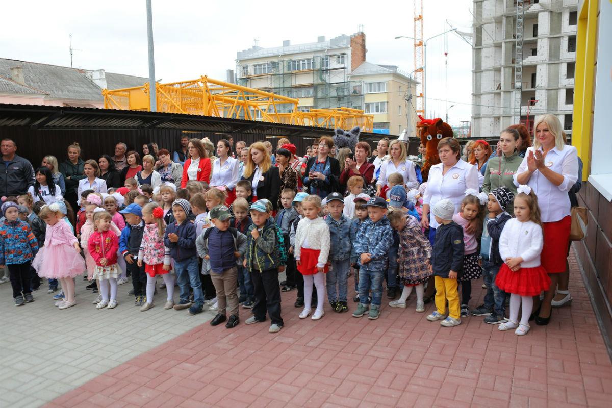 Современный детский сад торжественно открыли в 15-м округе Белгорода, фото-6