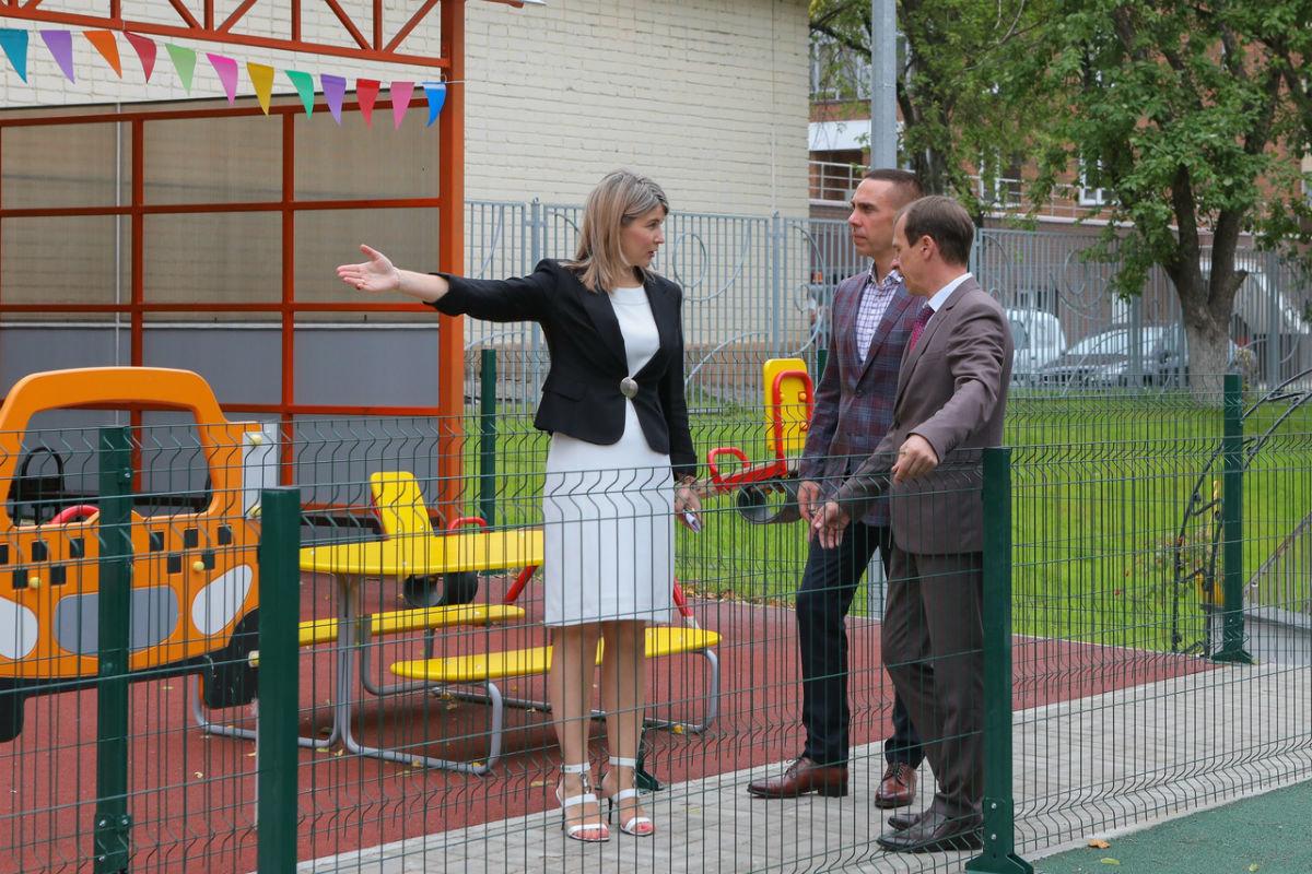 Современный детский сад торжественно открыли в 15-м округе Белгорода, фото-7