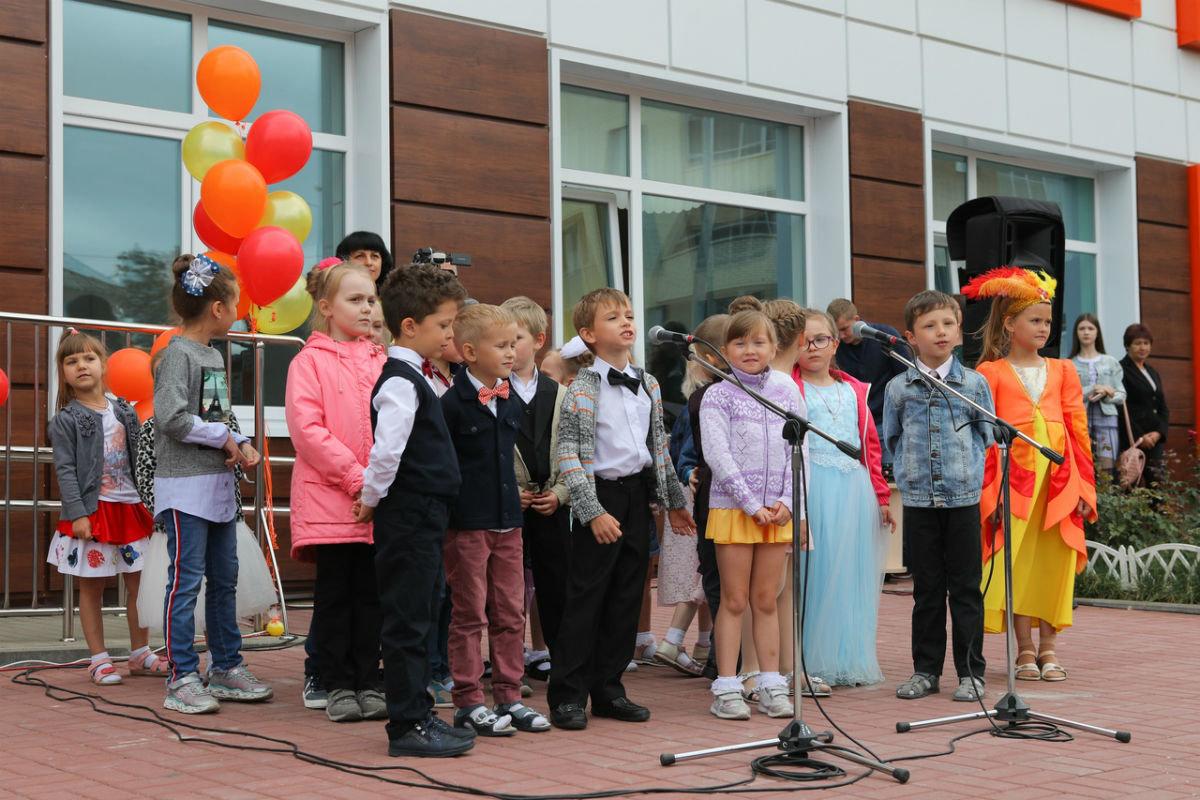 Современный детский сад торжественно открыли в 15-м округе Белгорода, фото-8
