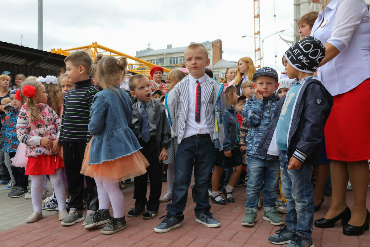 Современный детский сад торжественно открыли в 15-м округе Белгорода, фото-9