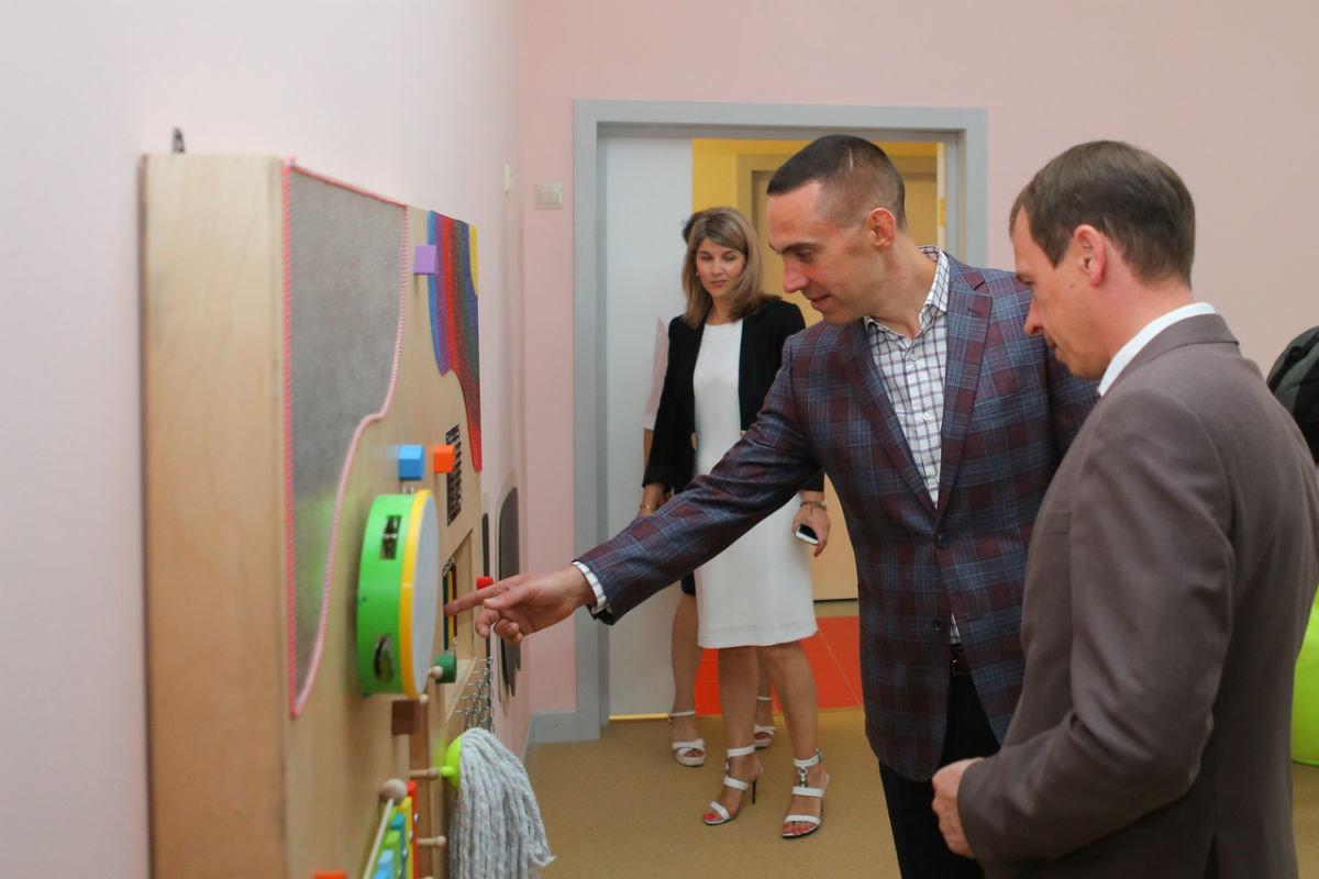 Современный детский сад торжественно открыли в 15-м округе Белгорода, фото-2