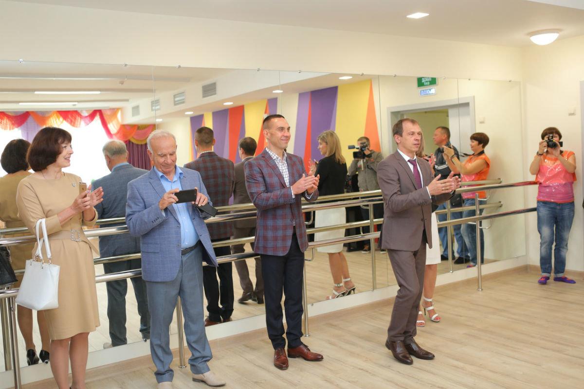 Современный детский сад торжественно открыли в 15-м округе Белгорода, фото-10