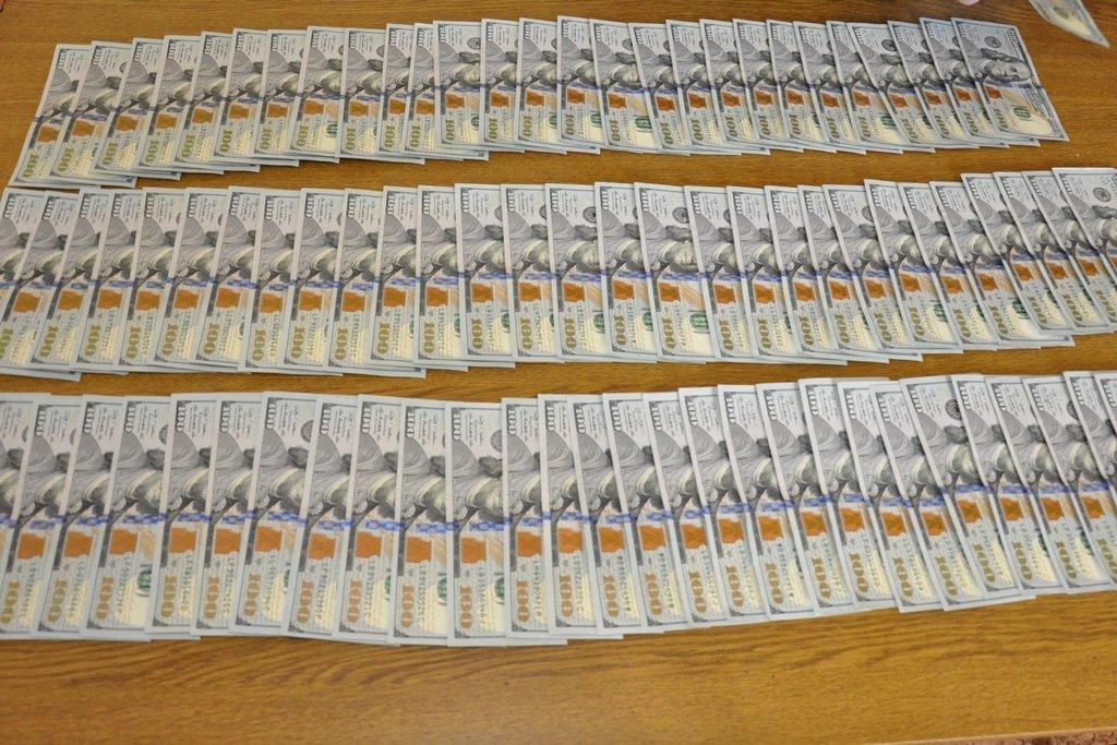 Конфискованные на границе под Белгородом 190 тысяч долларов перечислили в казну, фото-4