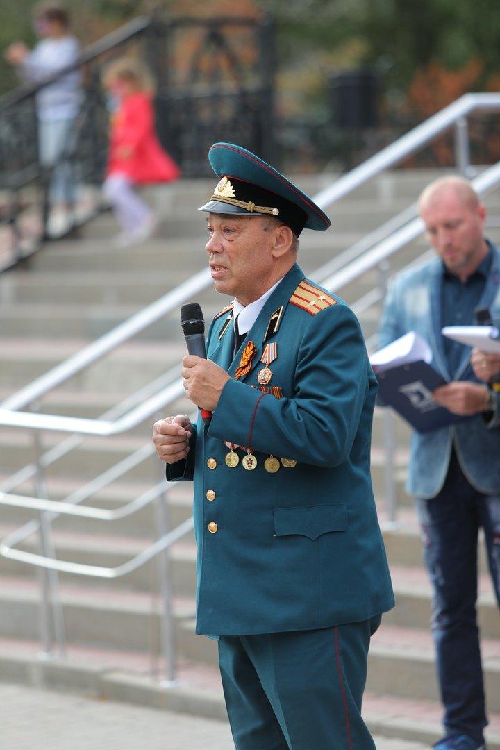 Город Первого салюта. В Белгороде прошли торжественные мероприятия ко Дню города, фото-3