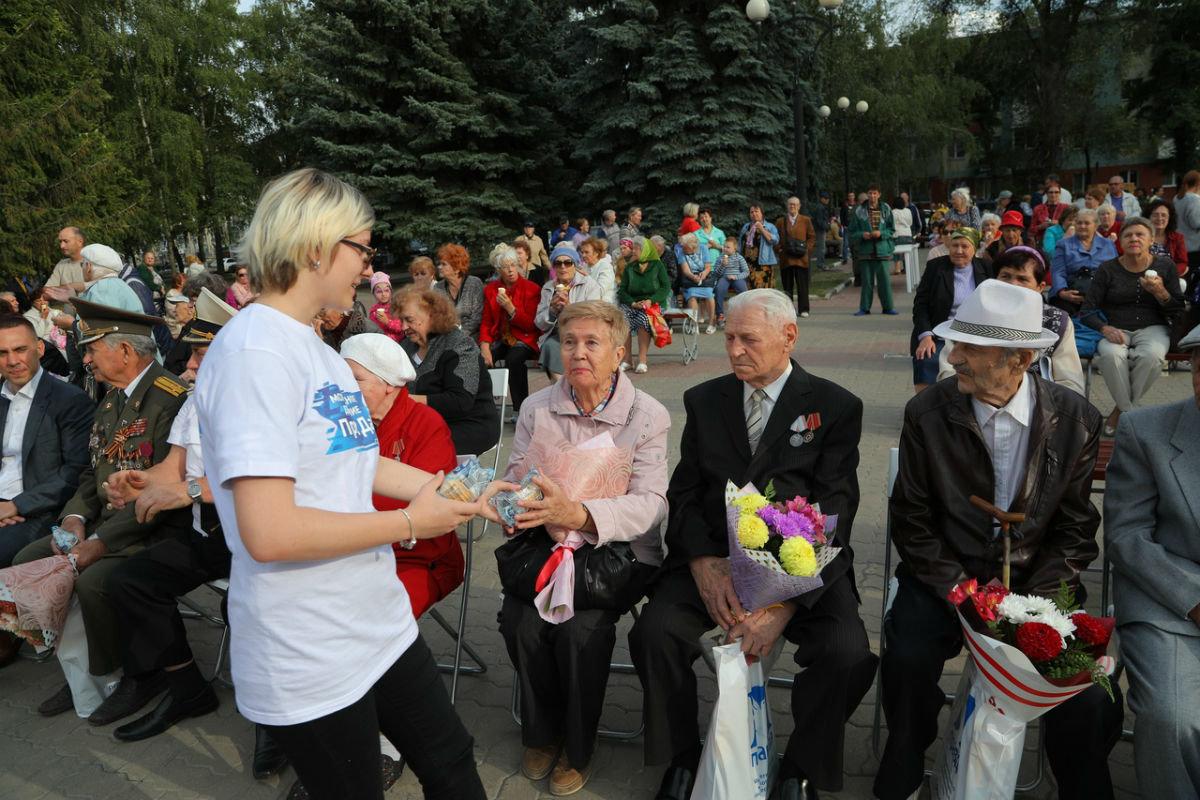 Город Первого салюта. В Белгороде прошли торжественные мероприятия ко Дню города, фото-5