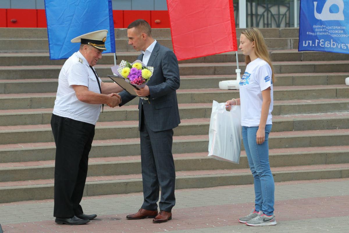 Город Первого салюта. В Белгороде прошли торжественные мероприятия ко Дню города, фото-8