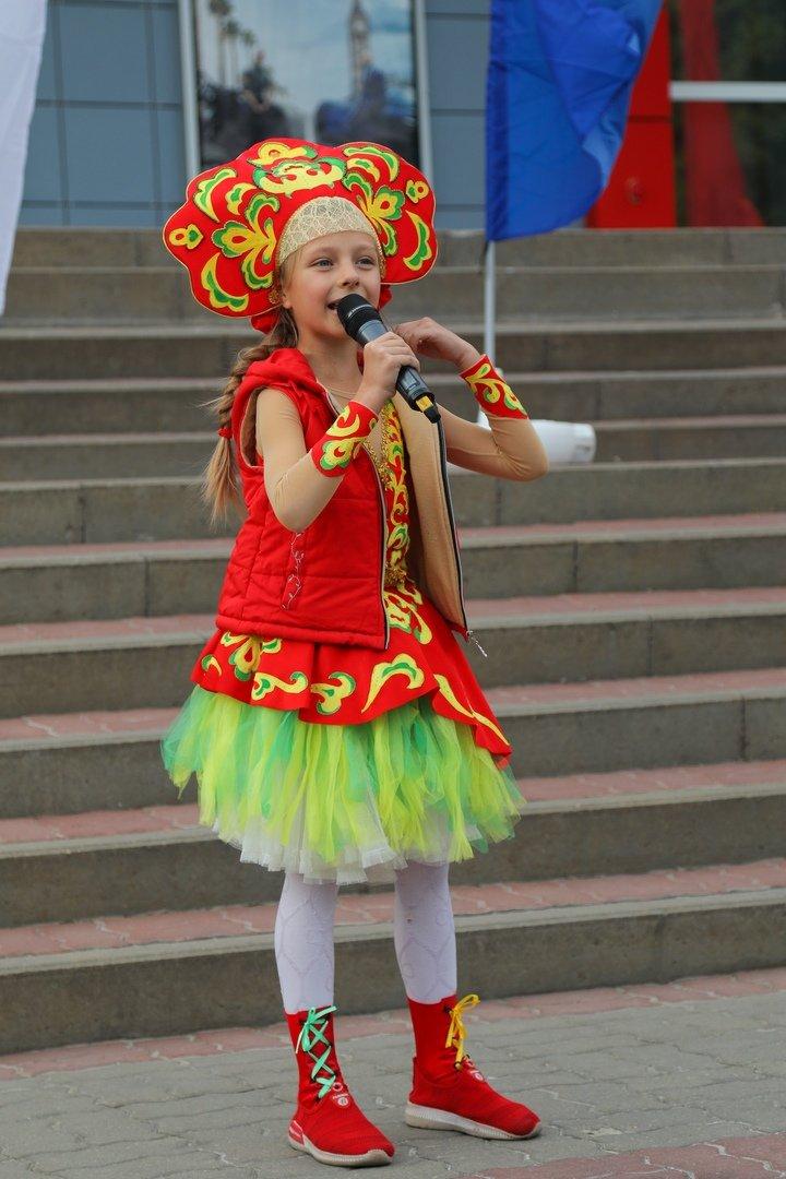 Город Первого салюта. В Белгороде прошли торжественные мероприятия ко Дню города, фото-13