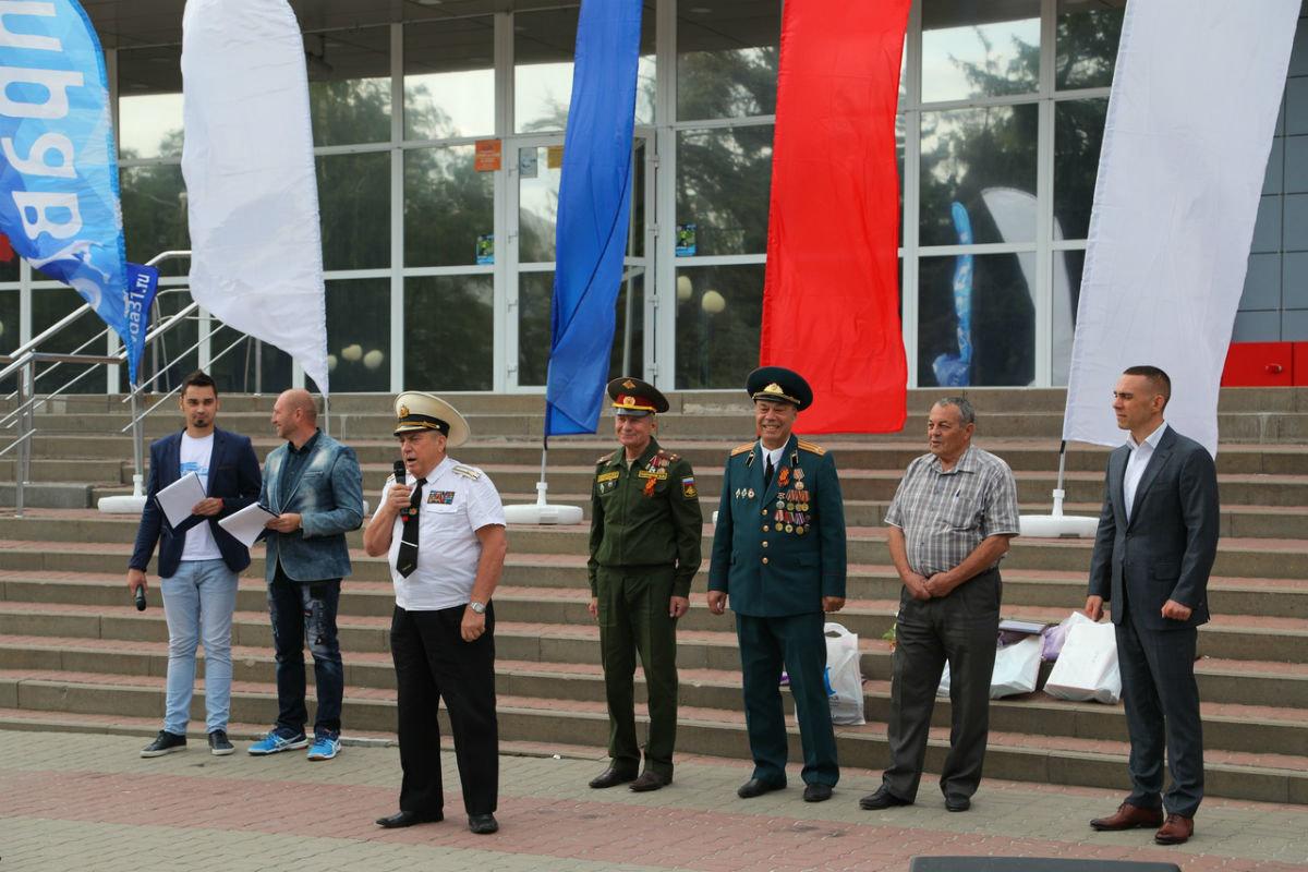 Город Первого салюта. В Белгороде прошли торжественные мероприятия ко Дню города, фото-15