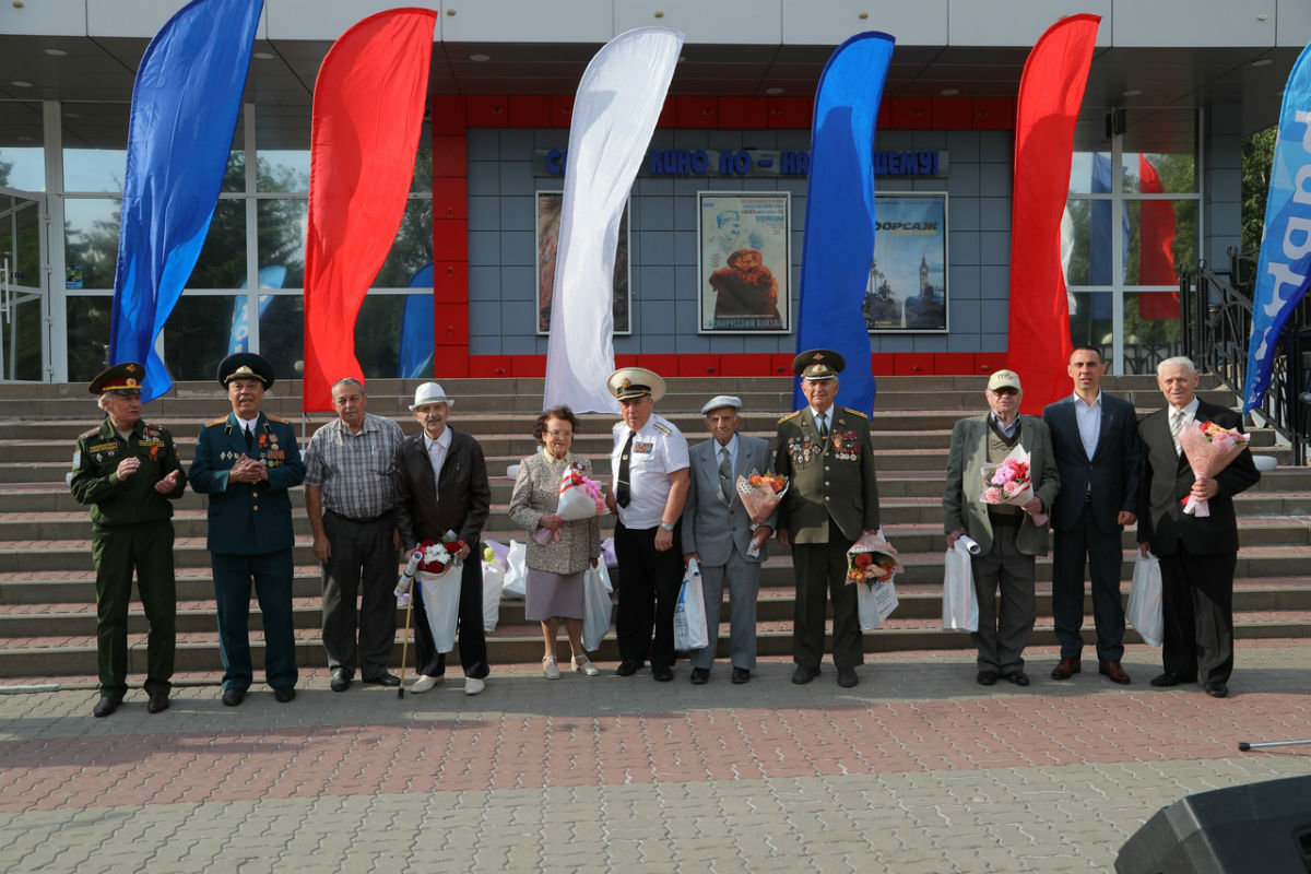 Город Первого салюта. В Белгороде прошли торжественные мероприятия ко Дню города, фото-17