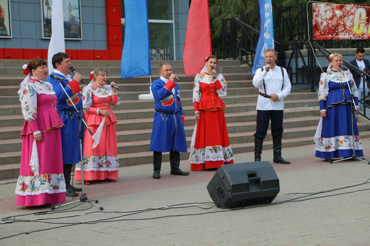 Город Первого салюта. В Белгороде прошли торжественные мероприятия ко Дню города, фото-19
