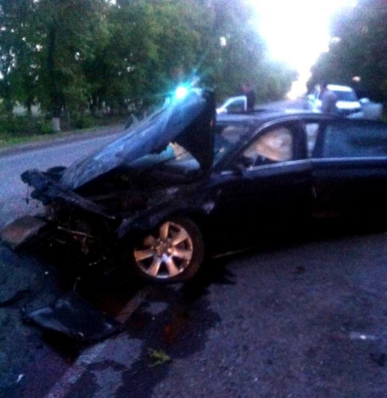 В Алексеевке пьяный водитель вылетел в кювет, фото-3