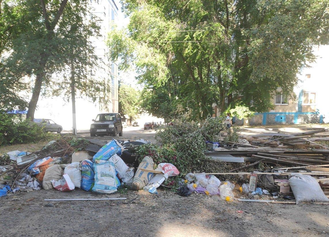 """В Белгороде нашли несанкционированную свалку, фото-2, Фото: """"Зелёный фронт"""""""