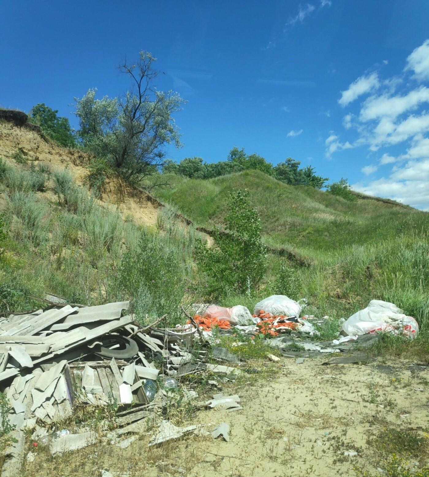 """В Белгороде нашли несанкционированную свалку, фото-4, Фото: """"Зелёный фронт"""""""