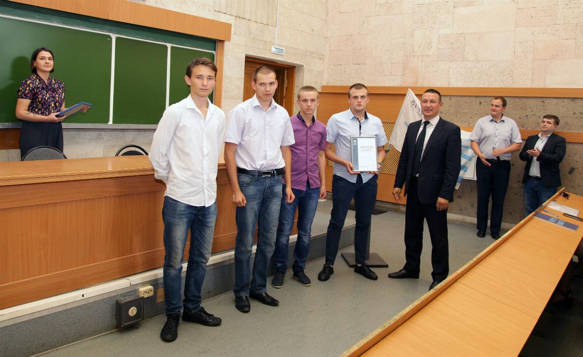Определены победители спецлиги Международного инженерного чемпионата CASE-IN, фото-7