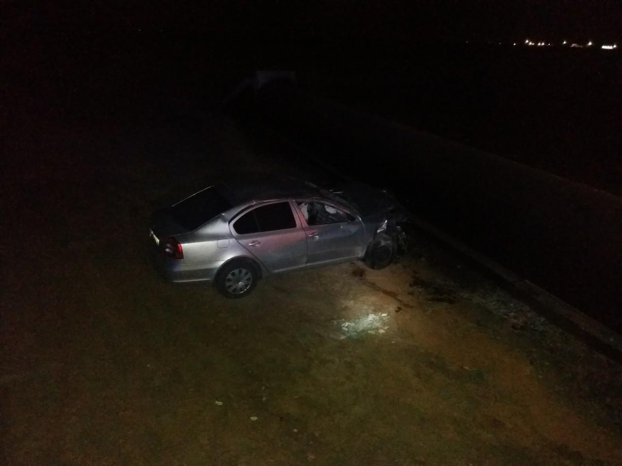 В Чернянке погиб водитель вылетевшего в кювет ВАЗа, фото-3