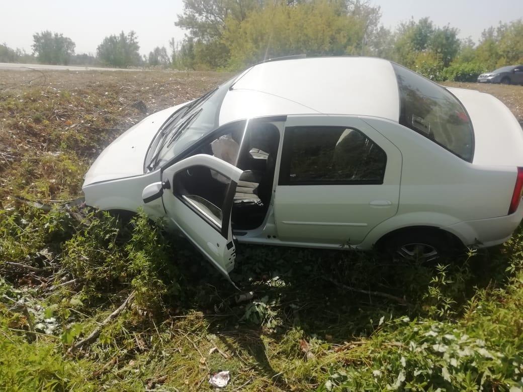В Чернянке погиб водитель вылетевшего в кювет ВАЗа, фото-1