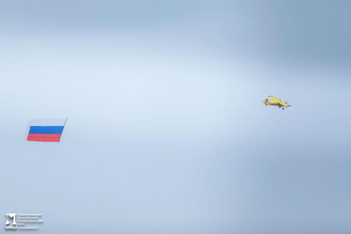 Сергей Фуглаев принял участие в авиационном празднике ко Дню Воздушно-космических сил РФ, фото-1